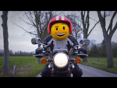 Motorrad: Mit Sicherheit! Bleib konzentriert!