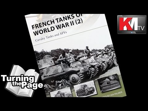 French Tanks of WWII (#2) by Steven J. Zaloga