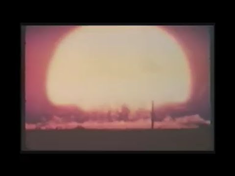 """U.S. Air Force - """"Operation Teapot"""" Nuclear Testing Program 1954 - DOD, DOE and USAF Joint"""
