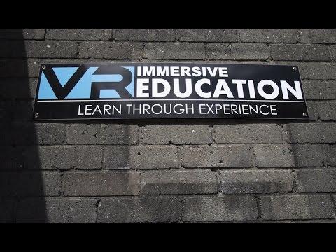 .對岸的中國業者說 —— 教育是真正能夠應用且接受 VR 的行業,你說呢?