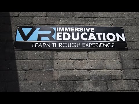 This is Real - Immersive VR Education