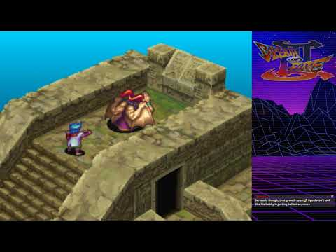 Breath of Fire 3 part 9 - set Fire to the rain