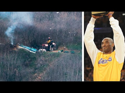 'You're still too low': Last communications from Kobe Bryant's helicopter captured on ATC radio