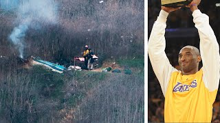 video: Basketball legend Kobe Bryant's pilot became 'disoriented in clouds' before fatal crash