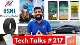 Tech Talks #217 BSNL Chauka 444, iPhone Wireless Charging, Reward Mi, Paid Promotions, VR Dentist