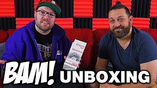 Bam Box Horror Unboxing April 2018 - Horror Subscription Box