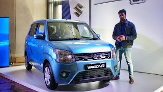MARUTI SUZUKI WAGONR 2019 LAUNCH AND PRICE | Hindi | Auto Encyclo