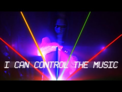 I Can Control the Music (Official Video) HD - Massimo Scalieri
