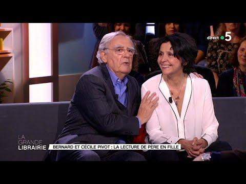 Bernard et Cécile Pivot : « Lire ! » et écrire en famille