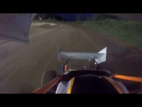 Paradise speedway SRP  15 lap feature race 8/27/16