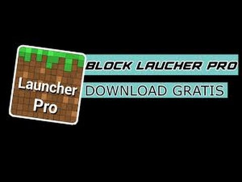 Download Block launcher pro minecraft pe