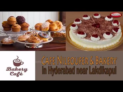 Cafe Nileoufer & Bakers || Indian Street Food Tour in Hyderabad|| Telugu Video