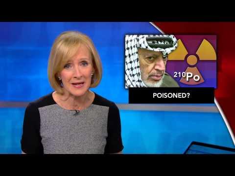 News Wrap: Palestine Blames Israel For Yasser Arafat's Death