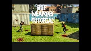 BGF Weapon tutorial #1 New