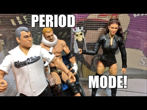 WWE STEPHANIE MCMAHON ELITE 50 WRESTLING FIGURE REVIEW! thumbnail