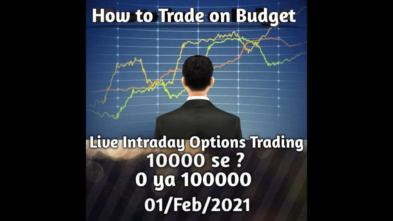 trading budget