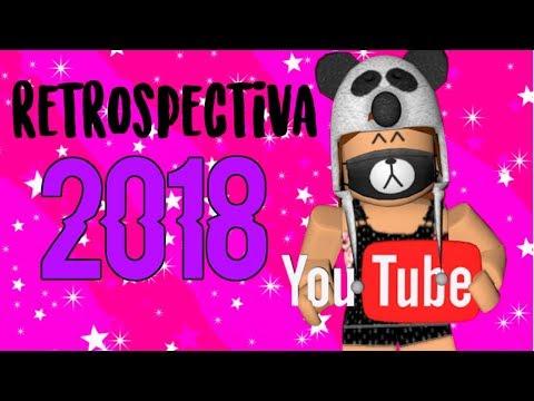 RETROSPECTIVA DO MEU CANAL 2018!