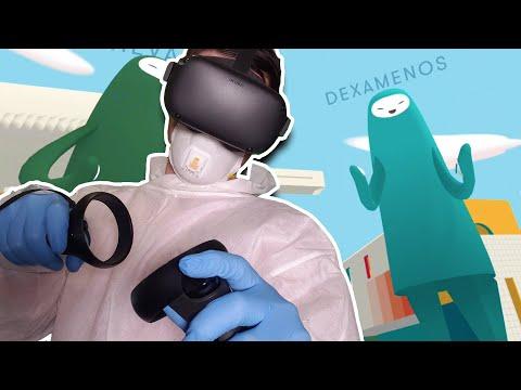 5 VR Games That Will Keep You Sane Under Lockdown - OCULUS QUEST, RIFT S, STEAMVR