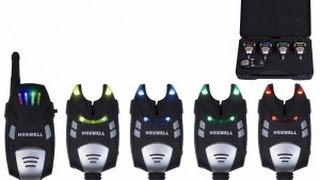 Обзор электронных сигнализаторов поклевки Hoxwell HL74, HL75