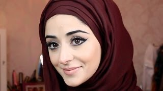 Hijab Tutorial - My Lana Del Rey Inspired Makeup Tutorial Thumbnail