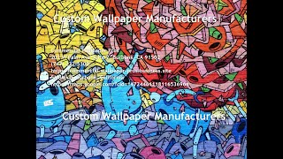 Custom Wallpaper Manufacturers