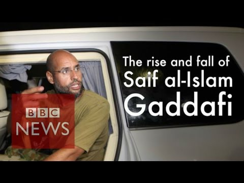 Saif al-Islam Gaddafi: The rise and fall - BBC News