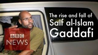 death sentence Saif al-Islam Gaddafi: The rise and fall - BBC News