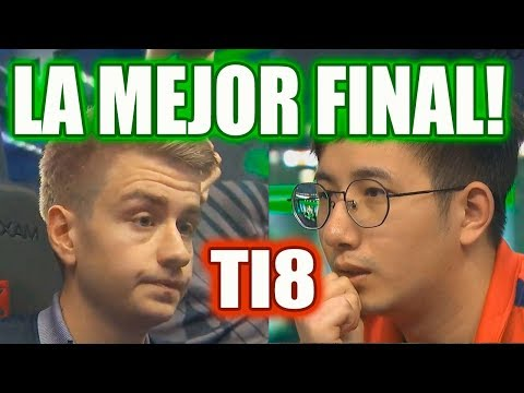 OG vs PSG.LGD - LA MEJOR FINAL EVERRRRR!!! - Resumen en español THE INTERNATIONAL 8 #TI8 DOTA 2