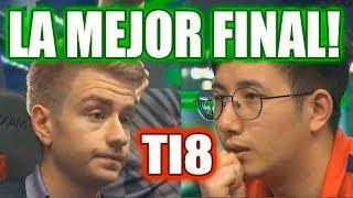 OG vs PSG.LGD - LA MEJOR FINAL EVERRRRR!!! - Resumen en español THE INTERNATIONAL 8 #TI8 DOTA 2