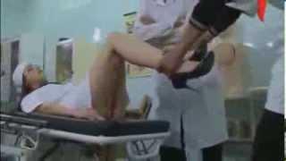 Скрытая камера,студенты на практике)))funny scary pranks!