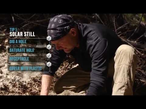 AFTER EARTH Survival Tips - Episode 3: How To Find Water