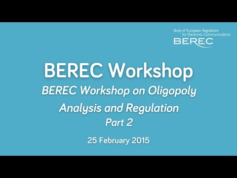 BEREC Workshop on Oligopoly Analysis 25 2 2015 Part 2
