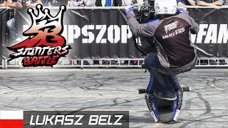 Top Polish Rider Lukasz Belz - Stunters Battle 2017
