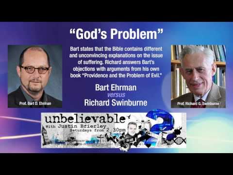 God's Problem - Bart vs. Richard G. Swinburne