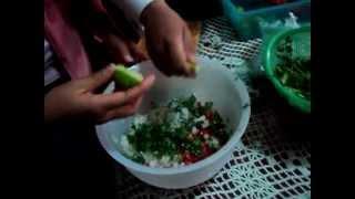 Cocinando a la ViviMar Parte 1