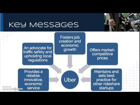 Uber: A Comprehensive Strategic Communications Plan
