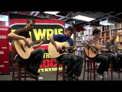 "Taproot: ""Calling""  @ Borders Books in Ann Arbor 720 HD"
