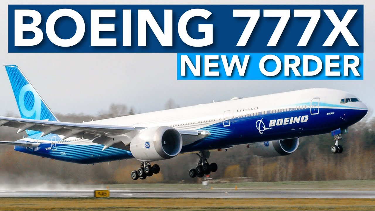 New Boeing 777X Order Coming Soon!