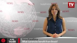 What currencies benefit from Brexit?