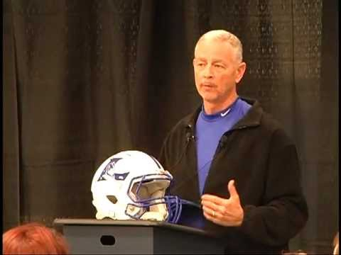 Lebanon High School Head Football Coach, Sam Harp