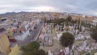 Panteon Villa Hidalgo jalisco dron