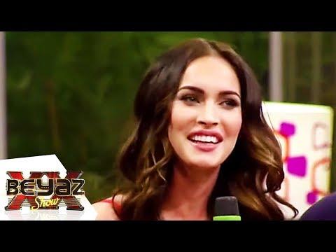 Megan Fox, Murat Boz'a Asıldı! - Beyaz Show