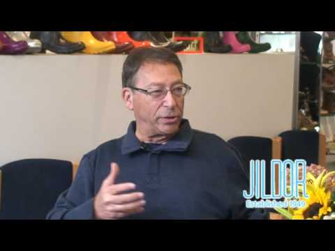Stuart Weitzman Interview - Part III