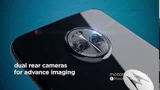 Moto X4 - Dual Cameras, Singular Design