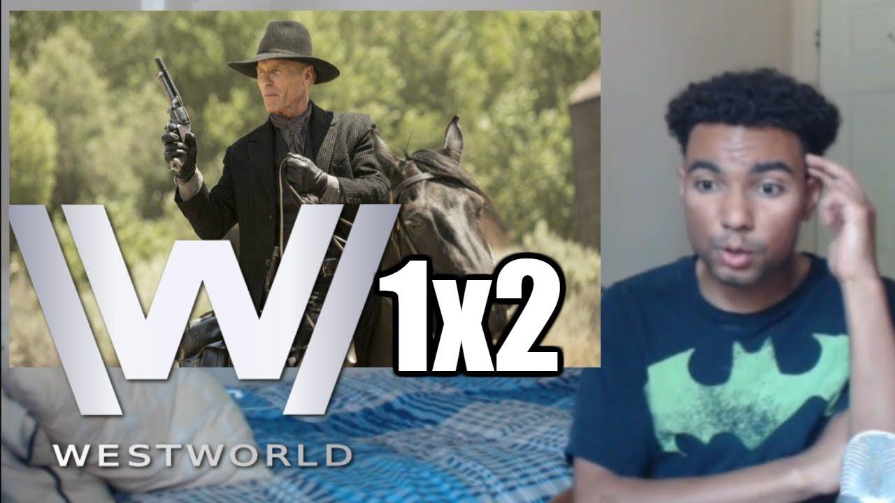 "Download Westworld 1x2 REACTION/REVIEW!!! ""Chestnut"""