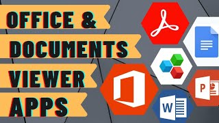 Best Office & Documents Viewer Apps List For Android ❕