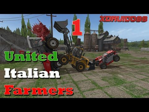 United Italian Farmers - CHE L'AVVENTURA ABBIA INIZIO!!! xDrUiDo88 #1