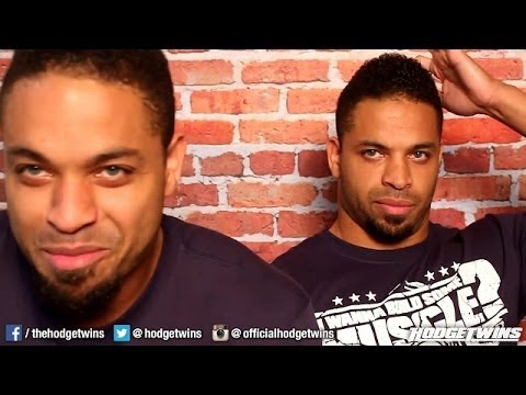 Hodgetwins Don't Workout With Black People @hodgetwins