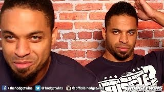 Hodgetwins Dont Workout With Black People hodgetwins