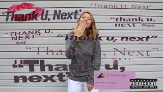 thank u, next Ariana Grande Sign Language